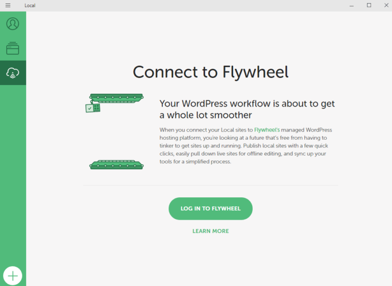 9 connect to flywheel